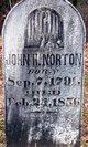 John H Norton