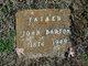 John Harrison Barton