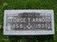 Profile photo:  George T Arnold