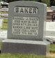 Profile photo:  Samuel J. Baker