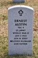 Profile photo:  Ernest Austin