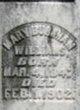 Profile photo:  Mary Elizabeth <I>Hendon</I> Burnham