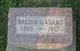 Profile photo:  Boston Grayston Adams