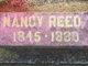 Nancy Jane <I>Dudley</I> Reed