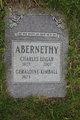 Profile photo:  Geraldine <I>Kimball</I> Abernethy