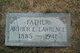 Arthur Elmer Lawrence