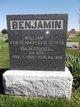 Profile photo:  William Thomas Benjamin