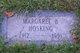 Margaret B Hosking