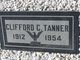 Clifford Carleton Tanner
