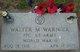 Walter M. Warnick