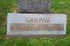 Sarah <I>Lemerand</I> Campau