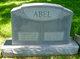 Profile photo:  Alberta M. <I>Harrell</I> Abel
