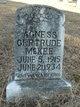Agnes Gertrude <I>Duggan</I> McKee