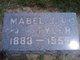 Mabel Janet Tyler