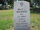 Billy L Baldwin