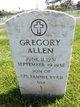Profile photo:  Gregory Allen Byrd