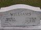 Bertie Lee <I>Byrd</I> Williams