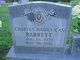 "Charles Daniel ""Cas"" Barrett"