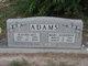 Mary Josephine <I>Nichols</I> Adams