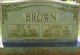 Carrie Mae <I>Compton</I> Brown