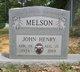John Henry Melson