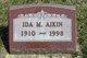 Ida M. Aikin