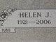 Helen J. <I>Jones</I> Lee