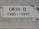 Orin Debro Lee