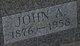 John A. Arnold