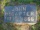 John McCarter