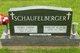 George Vernon Schaufelberger