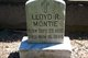Lloyd R. Montie