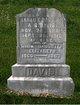 "Sarah Elizabeth ""Sallie"" <I>Wilson</I> Davis"