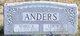 Mrs Mabel <I>Finnemeyer</I> Anders