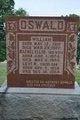Rachel Ellen <I>Talley</I> Oswald