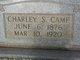 Profile photo:  Charley S Camp