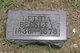 Letitia <I>Hickey</I> Beesley