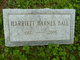 Harriet Josephine <I>Barnes</I> Ball