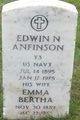 Emma Bertha Anfinson