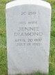 Jennie Diamond Risk