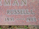 Profile photo:  Russell Lorain Moorman