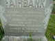 Sarepta D <I>Snell</I> Fairbanks