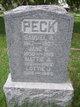 Samuel Blackman Peck