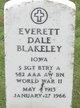 Everett Dale Blakeley
