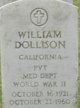 William Dollison