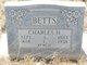 Charles H Betts