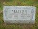 Profile photo:  George Albert Allison