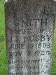 Mary E. <I>Smith</I> Busby