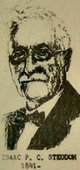 Isaac Pedric Compton Steddom