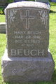 Mary Beuch